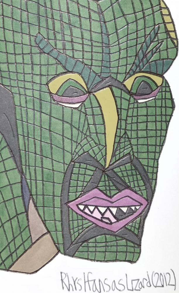 Rhys Ifans par armattock